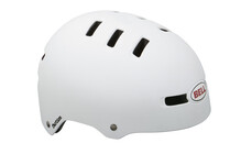 Bell Faction Casque BMX/ dirt blanc